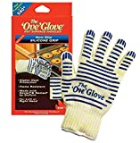 Ove Glove The, Heat Resistant, Hot Surface Handler Oven Mitt/Grilling Glove, (Pack of 2) Perfect For Kitchen/Grilling, 540 Degree Resistance