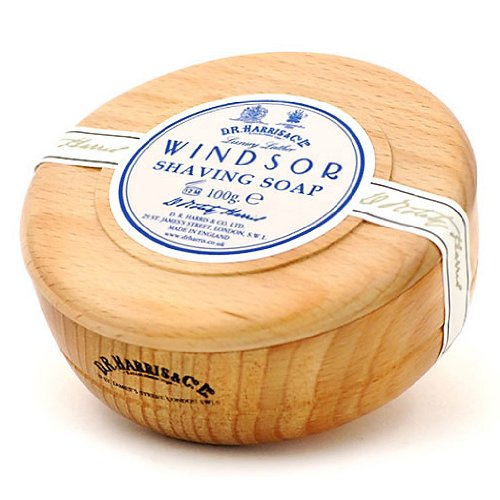 D.R. Harris Almond Oil Hand Soap Bar, 75 grams