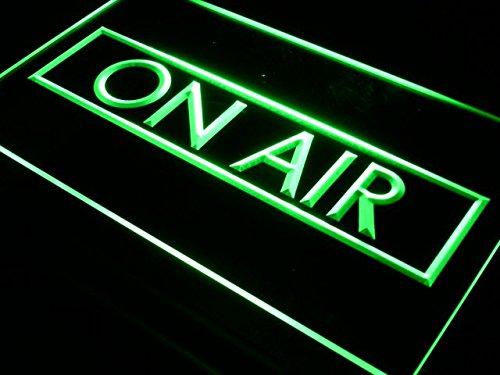 Price comparison product image ADV PRO i480-g On Air Recording Studio NEW NR Neon Light Sign