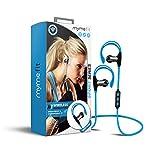 MyMe FIT 47124 H7 Bluetooth Wireless Earphones -  Blue
