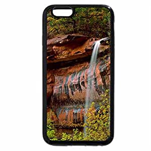 iPhone 6S Plus Case, iPhone 6 Plus Case, Emerald Pools Waterfall, Zion National Park
