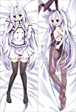 Anime Seirei Tsukai no Blade Dance Hugs Pillow Case Manga Cosplay Long Hugging Body Pillowcase (2WT, JLW-3)