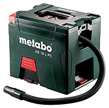 Favorit METABO Akku-Sauger AS 18 L PC (602021000); mit manueller TP68