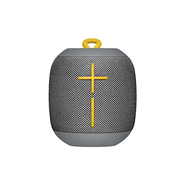 Enceinte Bluetooth Ultimate Ears WONDERBOOM étanche avec connexion Double-Up - Stone Grey 1