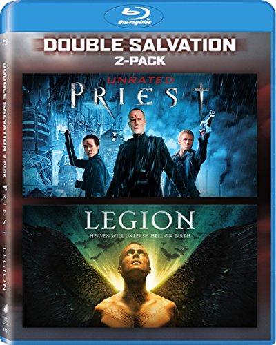Legion (2010) / Priest (2011) - Set [Blu-ray]