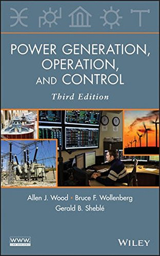 Power Generation, Operation, and Control