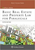 Basic Real Estate and Property Law for Paralegals 5e, Helewitz, 1454851228