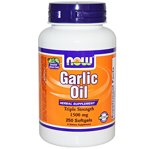 Now Foods Garlic Oil 1500 product image