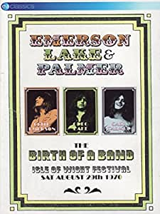 The Birth Of A Band : Isle Of Wight 1970 [DVD] [Reino Unido]