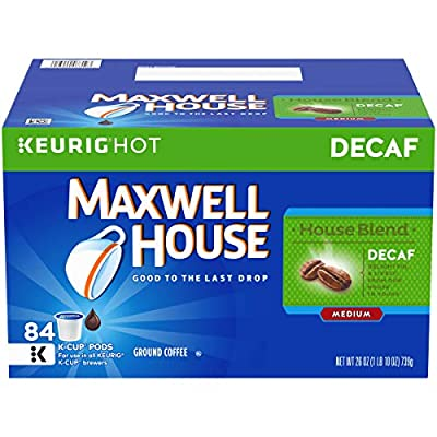 Maxwell House Blend Keurig K Cup Coffee Pods from MAXWELL HOUSE