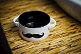 Shaving Mug with Mustache by Untold Goods, Classy