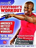 DanceX: Fun Total Body Cardio Fitness DVD - Everybody's Workout Home Exercise DVD with FREE Bonus Content - As Seen On…