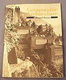 Geomorphic Architecture, Burger, Edmund, 0442211619
