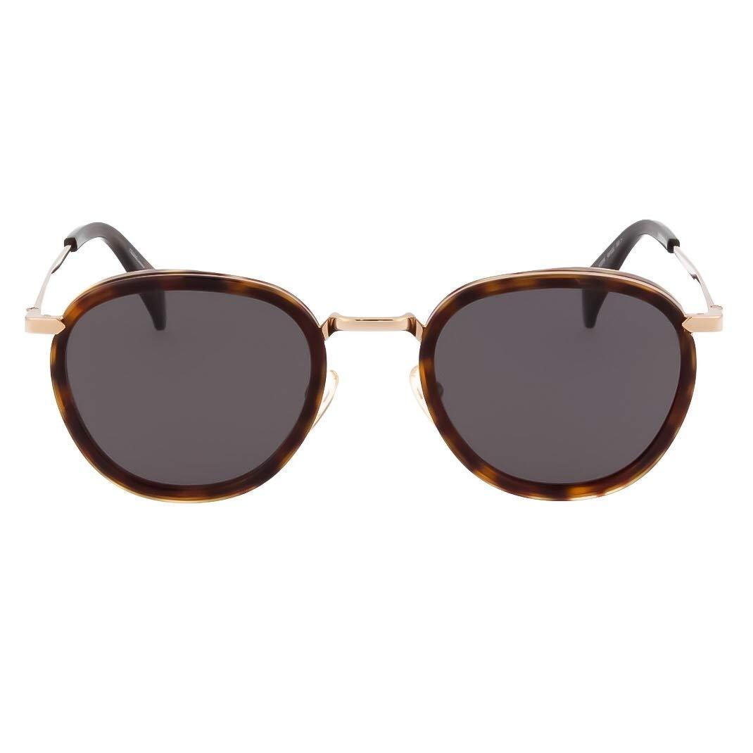 334d705832 Celine 41423 S 0J1L Havana Green Gold EC brown lens Sunglasses at Amazon  Men s Clothing store