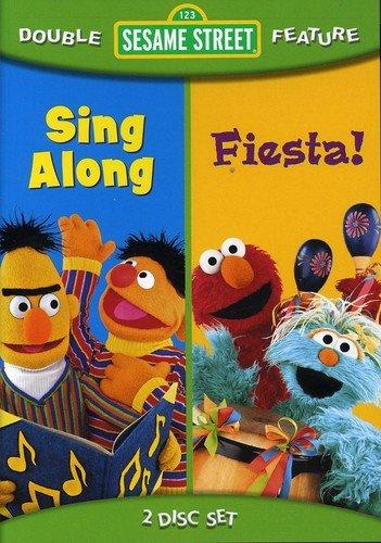 Sesame Street Double Feature: Sing Along & Fiesta! ()