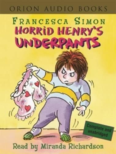 Download Horrid Henry's Underpants pdf