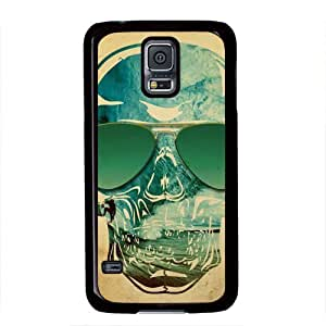 iCustomonline Case for Samsung galaxy S5 PC, Skull Stylish Durable Case for Samsung galaxy S5 PC