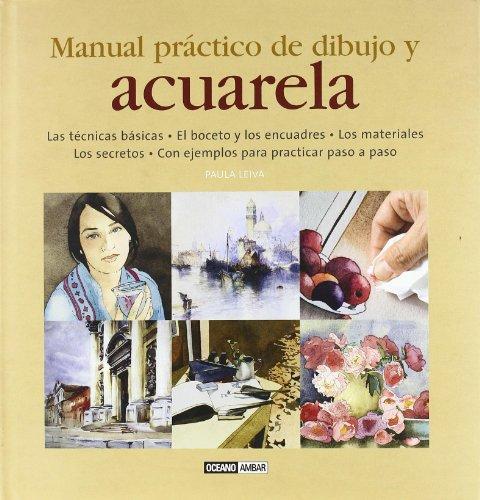 Descargar Libro Manual Práctico De Dibujo Y Acuarela: Un Curso Completo Para Debutantes Paula Leiva