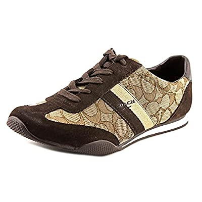 Coach Womens Kelson Signature Sneaker,