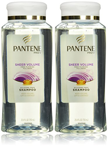 pantene-pro-v-sheer-volume-silicone-free-shampoo-254-oz-2-pk