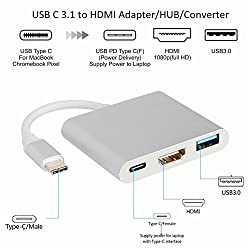 Image of the product USB C 31 to HDMI Adapter  that is listed on the catalogue brand of Veetop.