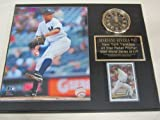 Mariano Rivera Yankees Collectors Clock Plaque w/8x10 Action Photo and Card
