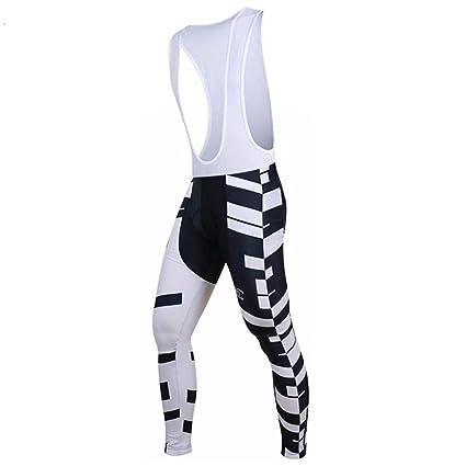 Men s Cycling Trousers Mens Cycling Bib Tights Thermal Legging Long Pants  Winter Padded Cold Wear Men s 3ad6a92b1