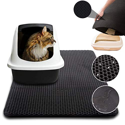 🥇 HyAdierTech Cat Litter Pad