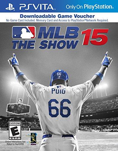 MLB 15 Show Game Voucher PlayStation