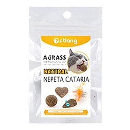 Amazon.com: Cats Lollipop Catnip - Bola de limpieza de ...
