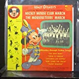Jimmie Dodd And The Mickey Mouse Club Chorus And Orchestra - Mickey Mouse Club March - 7