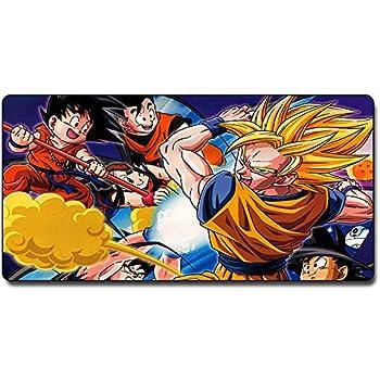 Amazon.com: Alfombrilla de ratón Dragon Ball Z, 31.496 x ...