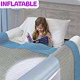 Inflatable Travel Bed Rails for Toddlers. Portable Bed Rail Bumper. Kids Safety Guard for Bed. Great for Home, Hotel, Travel. (2-Pack): more info