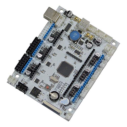 Geeetech GT2560 V3.0 Control Board Kit with 5 Pcs A4988 Stepper Motor Drivers, Supporting Filament Runout Detector and Auto Leveling Sensor, Compatible with Geeetech A10M, A20M Mix-Color Printers. by Geeetech (Image #1)