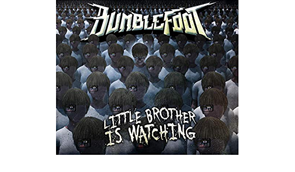 Little Brother Is Watching [Vinilo]