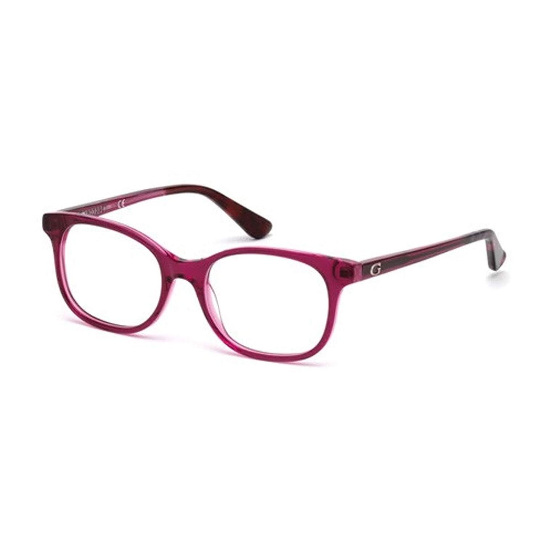 Guess GU9176, Monturas de gafas Unisex Adulto, (Rosa Luc ...