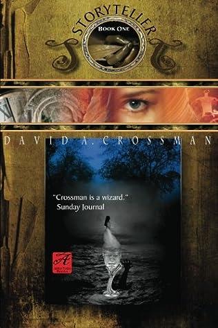 book cover of Storyteller