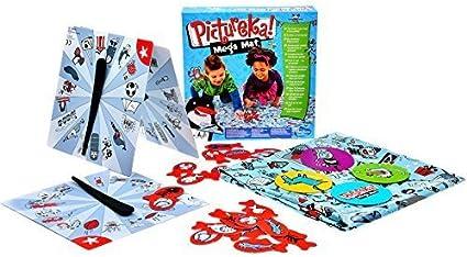 Pictureka Mega Mat by Hasbro: Amazon.es: Juguetes y juegos