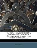 Taschen-Encyclopädie der Practischen Chirurgie, Geburtshülfe, Augen- und Ohrenheilkunde ... ..., Martell Frank, 1276393458