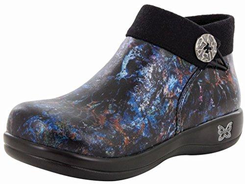 Alegria Womens Sitka Rain Boot Vortex Size 38 EU (8-8.5 M US Women) by Alegria