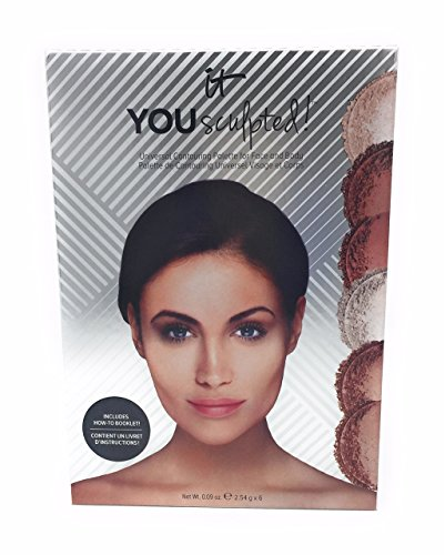 It Cosmetics You Sculpted Contour Palette for Face and Body (Best Makeup Palettes 2019)