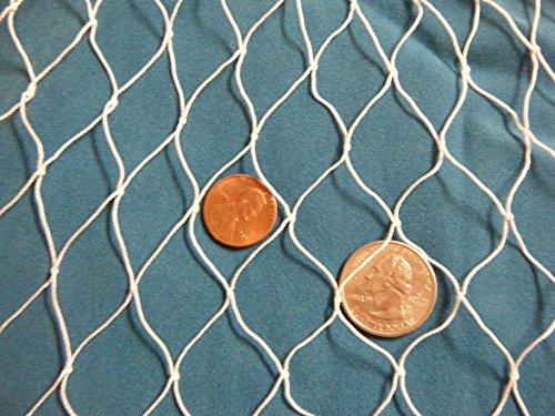 10 X 12 Ft New Fishing Net, Bird Netting, Turkey, Hawks, Predaters, Chicken Coops, COYOTE by Florida Nets (Image #2)
