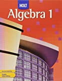 img - for Holt Algebra 1: Student Edition 2007 book / textbook / text book