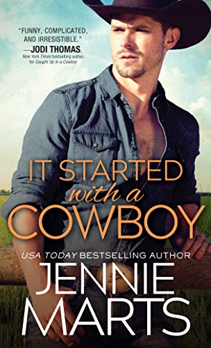 Book Cover: It Started with a Cowboy
