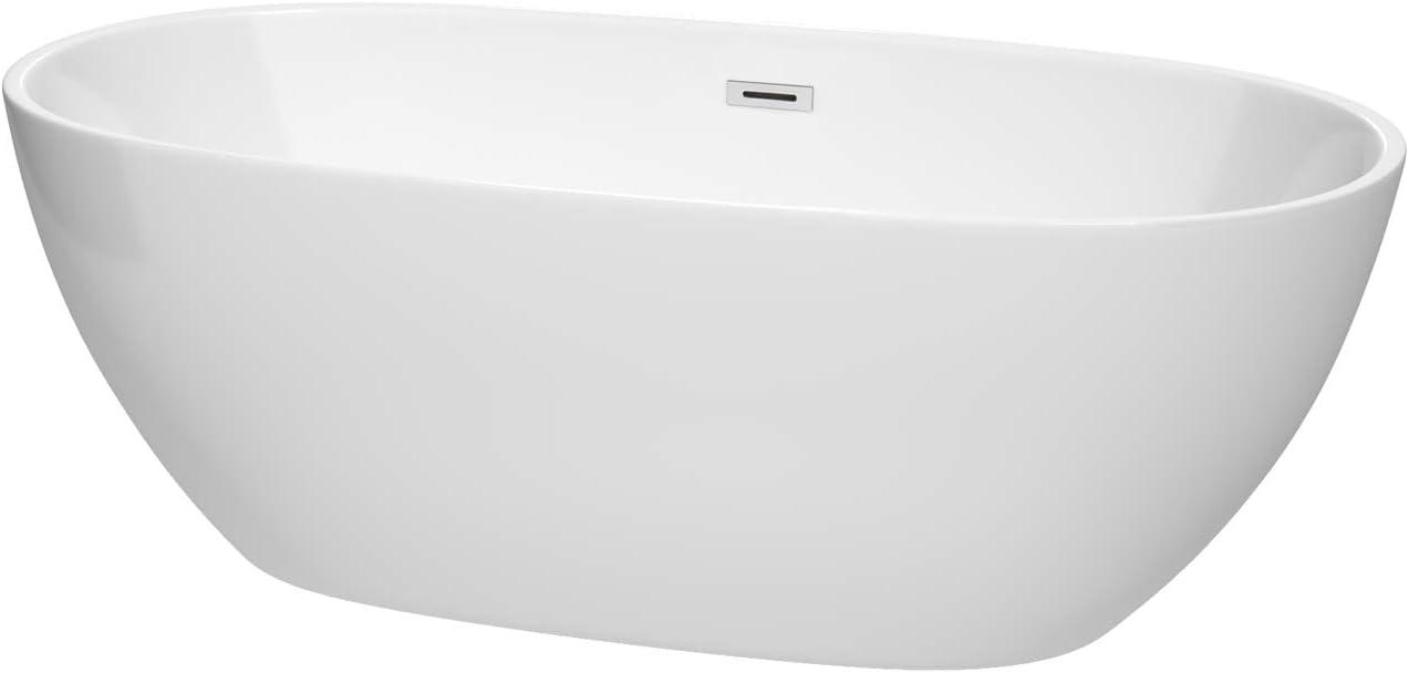 Wyndham Collection Freestanding Tub