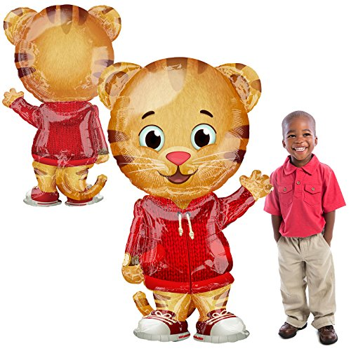 Daniel Tiger Neighborhood 48 Inch Airwalker ()
