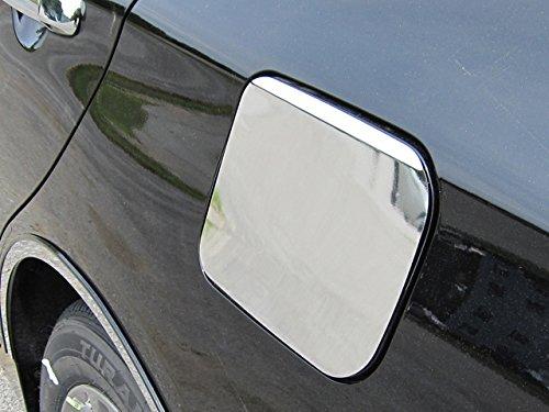 2015 Toyota Camry 4 Door - QAA FITS Camry 2015-2017 Toyota (1 Pc: Stainless Steel Fuel/Gas Door Cover Accent Trim, 4-Door) GC15130