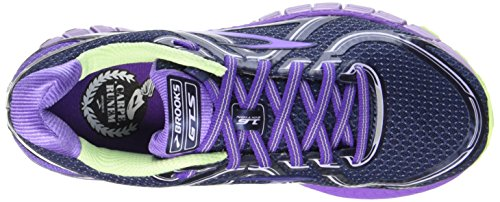 Brooks Women's Adrenaline GTS 16 Passion Flower/Lavender/Paradise Green 100% authentic KVeQTMm