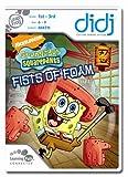 LeapFrog  Didj Custom Learning Game SpongeBob SquarePants:  Fists of Foam