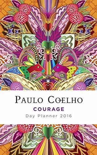 Courage 2016 Calendar Paulo Coelho product image